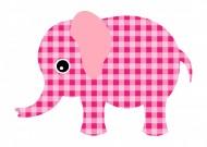 剪贴大象图片_8张