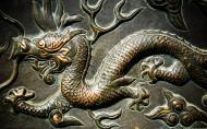 龙的雕刻艺术图片_10张