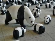 纸糊熊猫展图片_16张