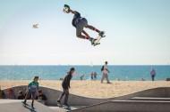 炫酷的滑板运动图片_10张