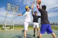 篮球运动图片_23张
