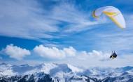 高空极限跳伞图片_7张