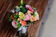 花瓶里的花束图片_11张