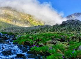 一组绿色春季自然风景图片欣赏