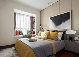 收纳细节控的家, 89平现代三居室装修效果图