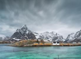 罗弗敦,挪威群岛就是其中之一 宛如仙境一样