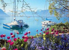 有生之年一定要去一次瑞士 美景图片欣赏
