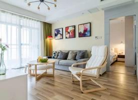 90m²简约二房,简单自然,舒适温馨