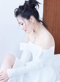 谢娜温婉性感时尚写真高清图片欣赏