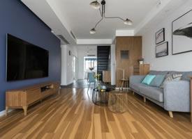 复式双层装修效果图,梦想生活的家居