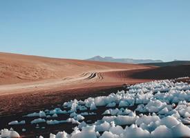 一组玻利维亚高原超美的风景照图片欣赏