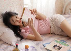 清新粉嫩美少女私房图片桌面壁纸