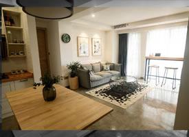 三室两厅公寓设计装修效果图欣赏