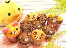 日本美食博主ルル制作的萌系轻松熊料理,是真的可爱呀