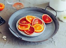 一组清甜的橙子香,感受满满的维C元气