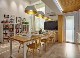 80平方改造的loft装修效果图欣赏