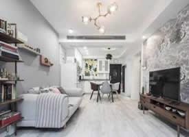 50平一室一厅小公寓 装修效果图欣赏