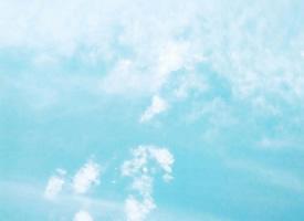 一组超美的蓝色背景壁纸图片欣赏