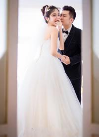 婚纱照可以正式,可以时尚,可以唯美