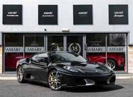 Ferrari F430 coupe也算是名老将了