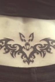 部落风图腾纹身   9组个性而又炫酷的部落风图腾纹身图案