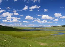 一组辽阔绿色草原高清图片图片欣赏