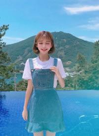 最美短发造型 来自星星的你中国韩国网红店