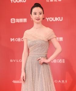 李梦上海国际电影节图片