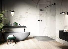 超有格调的一组卫生间设计图欣赏
