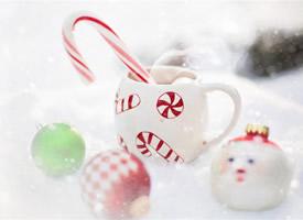 冬日里的一杯暖心热饮图片欣赏