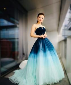 孙茜第五届丝绸之路国际电影节图片