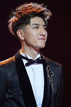 中国明星帅哥金瀚的照片