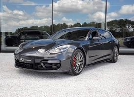 最帅四门轿跑 Porsche Panamera Turbo