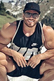欧美健身肌肉型男写真照片