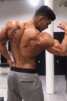 欧美健美先生肌肉型男秀肌肉照片