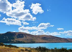 美丽的湖泊风光高清图片欣赏