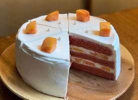 清新色蛋糕太可爱诱人的吧 
