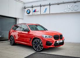 New BMW X3M Competition 同级别最快suv