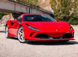 先行预览 Ferrari F8 Tributo图片