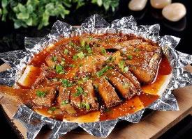 超级美味可口的湘菜鲈鱼图片