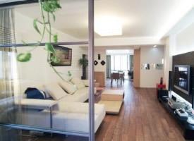 80㎡两室一厅装修图片,来看简约婚房的设计