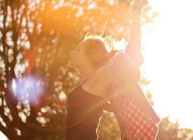 天空不总是晴朗,阳光不总是闪耀