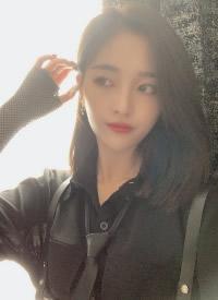 吴宣仪超A齐肩短发图片欣赏