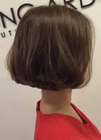 一组妹纸偏爱的短发style图片
