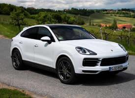 高颜值SUV Porsche Cayenne Coupe 