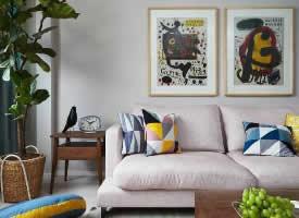 温馨舒适精致家居设计