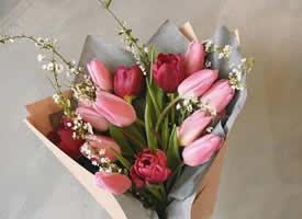 一组美丽的小清新花束图片欣赏
