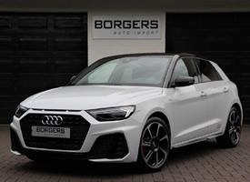 一组2019 Audi A1 Sportback 40 TFS图片