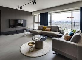 一组142㎡现代简约温馨舒适的家
