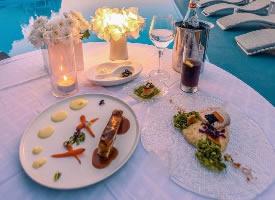 一桌美味的西餐美食,颜值也太高了吧